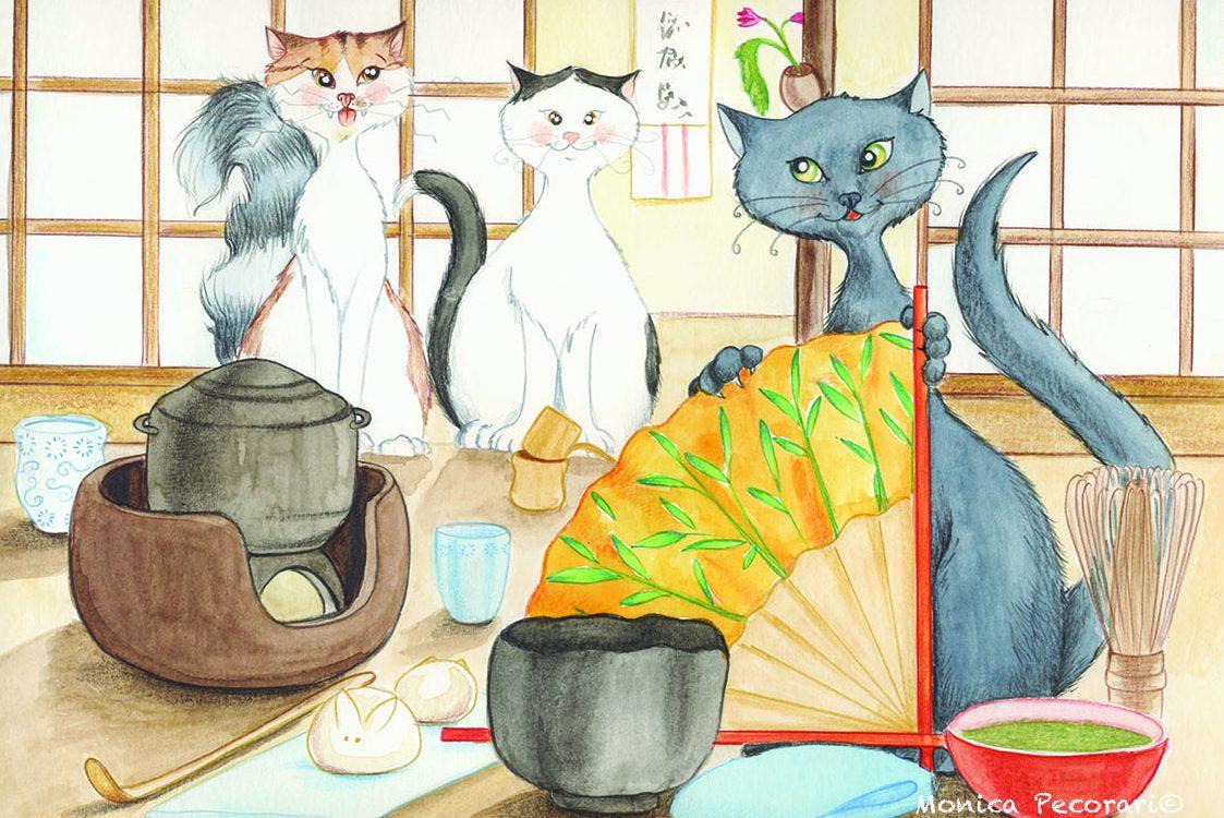 Igattimatti e la cerimoniadel tè giapponese