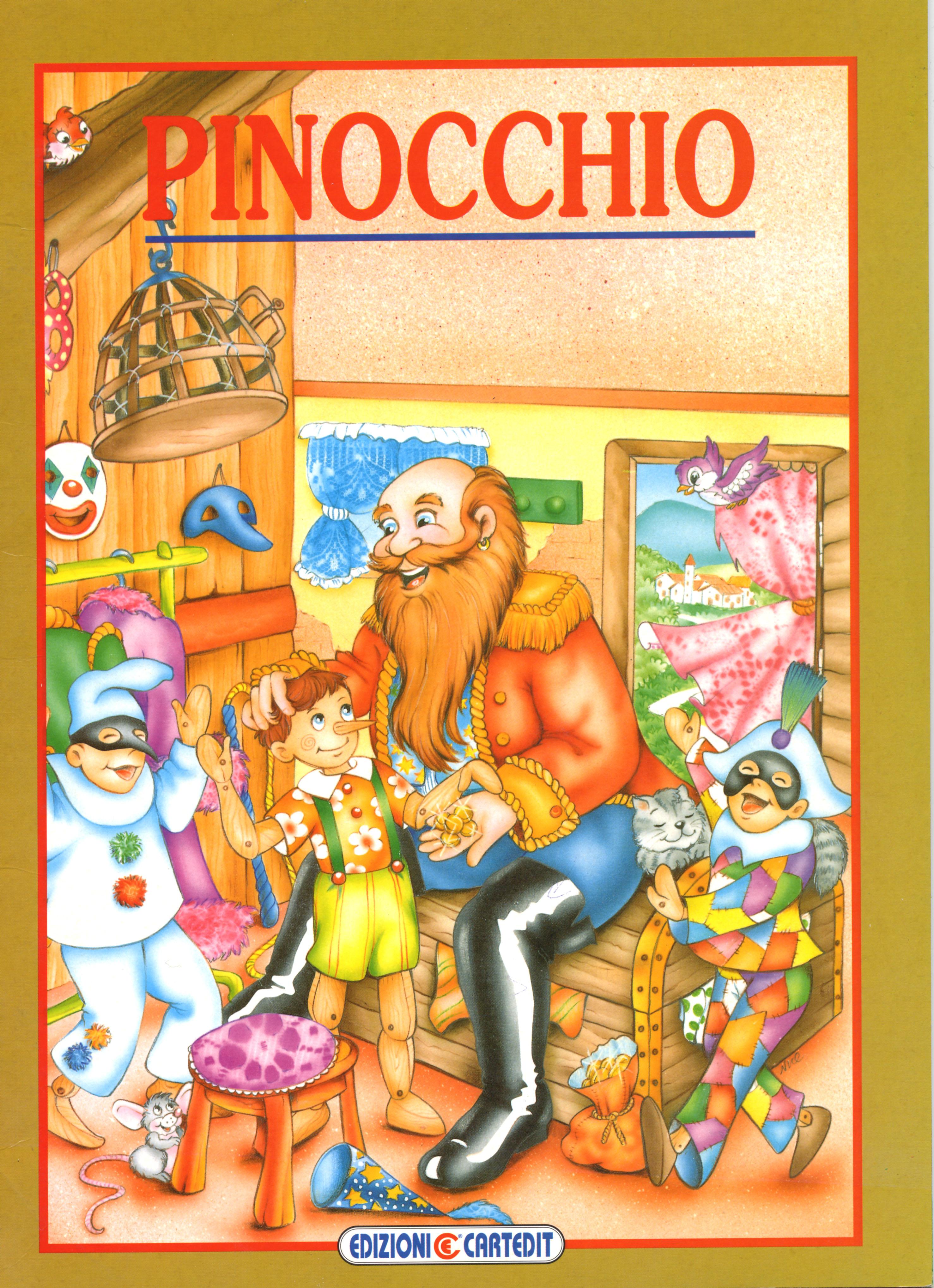 4Pinocchio