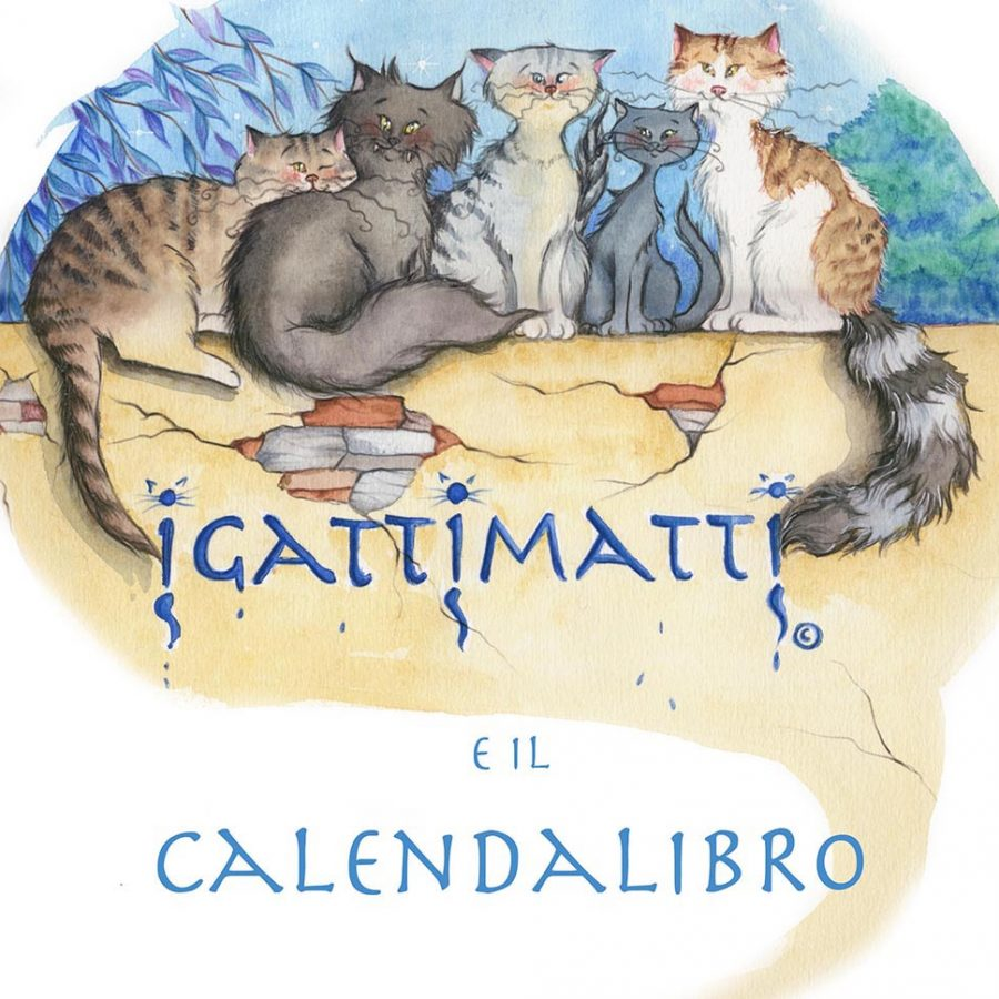 Igattimatti eil calendalibro calendario 2013
